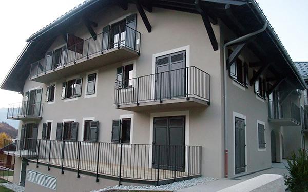 St Gervais de Bains